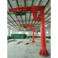 山东亨展定制 悬臂吊 可移动式悬臂吊 小型吊机 天车