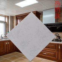 铝扣板天花300*300集成吊顶厨卫专用 人气热销款 抗油污滚涂