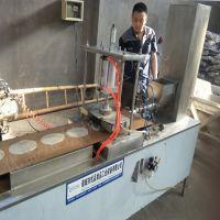 优品全自动烤鸭饼机 压饼机 烤鸭饼制作机器
