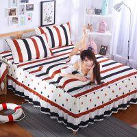 床单裙式可爱床裙韩式床裙床罩单件床裙款公主风床头罩简约公主