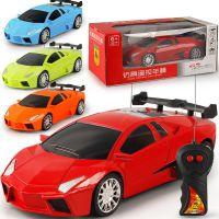 厂家直销儿童无线二通遥控车玩具 1:24遥控车模型 益智玩具批发