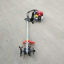 背负式割草机 家用松土机 花圃修剪小型灌木收割机