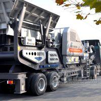 轮式移动破碎站 办建筑垃圾回收破碎站需要哪些手续