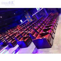 赤虎私人定制电影院沙发 功能沙发椅 影剧院牛皮座椅 家庭影院VIP沙发座椅厂家