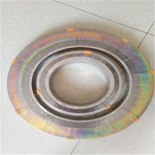 岳阳市不锈钢金属石墨缠绕垫片价格/普通型金属缠绕垫片厂家