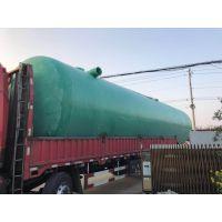玻璃钢 商砼化粪池 隔油池思可订制大小立方数