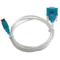USB to RS232 转换线 USB转串口线 9针 电脑配件周边线材批发