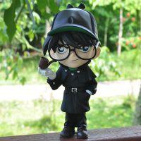 定做塑胶玩具 名侦探柯南公仔江户川柯南手办玩偶模型 PVC礼品