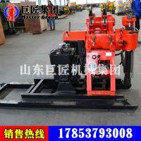 长期供应勘探钻机 液压 地质钻机岩心钻探机性能好价格便宜