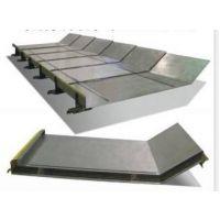 日立精机专用机床导轨伸缩钢板防护罩
