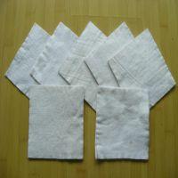 中瑞张明超提供短纤土工布施工方案 涤纶短丝土工布铺设规范