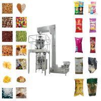 炒货干果自动落料立式包装机 电子秤包装机 瓜子、开心果包装机