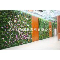 仿真植物墙厂家_广州仿真绿植墙_室外仿真绿植墙