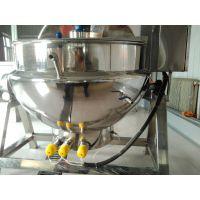厂家直销FK-500型可倾式电动搅拌锅反应锅