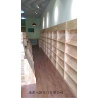 马尔康/眉山幼儿园书包柜定做 成都木洛色彩鲜明