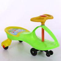 儿童扭扭车儿童学步车玩具车婴儿妞妞溜溜奶粉赠品车