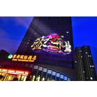 X山东济宁翠都国际大酒店盛大开幕打造建筑3D楼宇投影秀现场直播
