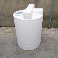 500L加药箱 塑料搅拌桶 pam pac溶药箱 0.5吨带搅拌机塑料桶(选装)