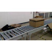 潍坊滚筒输送机多层分拣 纸箱动力辊筒输送机
