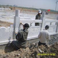 免费安装寺庙石雕栏杆 山东青石河道栏杆 厂家直销