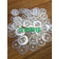 高抗撕硅胶垫片 硅胶圈密封件 耐高温圆形橡胶膜片 可定制