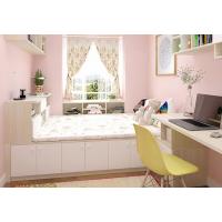 一赫多功能整体榻榻米储物床 定制书房卧室儿童房柜 全屋家具定制