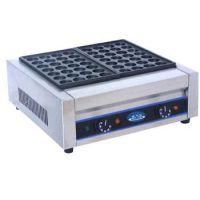 衡水二板搪瓷电热鱼丸炉三板燃气章鱼丸子机的