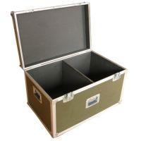 供应多功能铝合金箱 定制铝箱工具箱子 便携手提设备箱加工定制