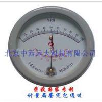 中西DYP 温湿度计(机械式) 型号:KL5/M384213库号:M384213