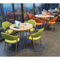 西安快餐桌快餐桌椅桌椅定制餐厅桌椅沙发卡座批发