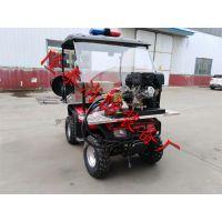 隆泰XMC4JB/9.6-ATV-LT全地形消防摩托车专业生产制造
