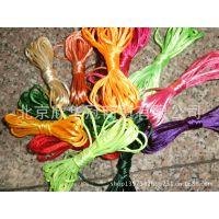 中国结绳,彩色绳