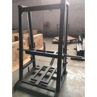奥圣嘉851大型必确单功能钢蹬腿 健身房器械工作室垂直蹬腿训练器 减肥健身美体器械