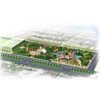 市政中心广场景观方案设计