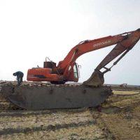 阿尔山水路挖掘机租赁