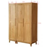 美琳馨北欧实木衣柜 白橡木衣柜 简约衣柜 原木衣柜 美琳馨加盟 美琳馨招商