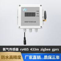 氨气传感器rs485变送器有害气体监测报警防水高精度MQ137