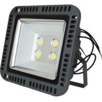 河南云轩 金钻投光灯200W LED投光灯外壳 户外cob全铝投光灯 防水防雷