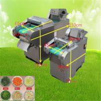澜海 多功能扁豆切段机直销 多功能切菜机 不锈钢切菜机