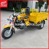 燃油正三轮摩托车 三轮载货车力帆200 专业出口