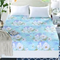 泰国乳胶床垫套全包保护套可拆卸床笠床罩1.8米橡胶床套