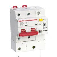 东莞德力西CDB9LE-125大电流漏电保护断路器代理商
