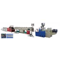 供应PPR一出二供水管生产设备 天诚塑机 十二年挤出机专业厂家