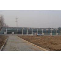 定西航空种植无土栽培技术展示玻璃温室大棚工程造价多多合理建设厂家