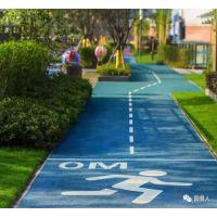 MMA彩色沥青路面翻新-沥青路面变色改色翻新变新施工工艺-设计造价咨询