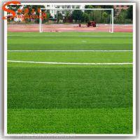 厂家批发塑料 PU仿真草皮 加密人造草坪 足球场假草皮绿化装饰