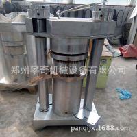 供应高质量液压芝麻榨油机 韩式芝麻香油榨油机 全自动液压压油机