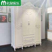 大连板式家具OYG010欧衣柜大连家具工厂直销