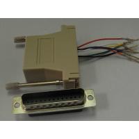 供应兴伸展电子DB25电脑转接头RJ45转VGA可公可母
