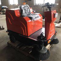 小型电动清洁车马路物业小区厂区清扫车GP-1000扫地车机价格